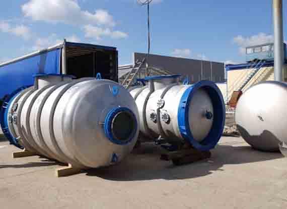 UTC обладнання біоетанольного заводу