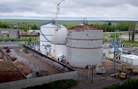 UTC Біогазова електростанція. Біогаз в Україні