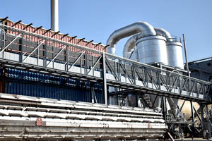 Сушка Хоростківського цукрового заводу