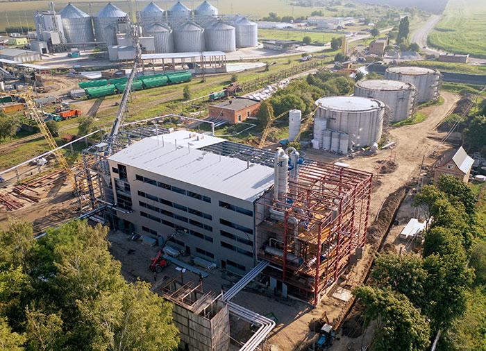 Біоетанол виробництво в Україні.