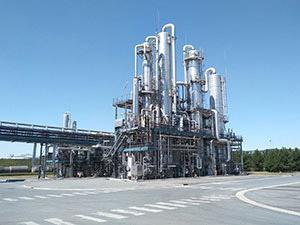 UTC біоетаноловий завод